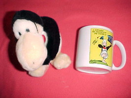 """Vintage OPUS Bloom County 6"""" Plush - The Hassle for the Tassel OPUS Coff... - $10.95"""