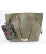 """""""LODIS BLISS"""" BRAND PURSE WITH WRISTLET, TAUPE COLORED, BRAND NEW - $28.80"""