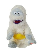 Rudolph The Red Nosed Reindeer Plush Animated Singing Abominable Snow Mo... - $23.15