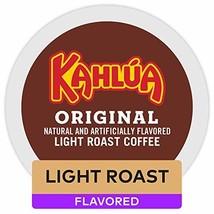 Kahlua Original, Single Serve Coffee K-Cup Pod, Light Roast, 24 - $21.82