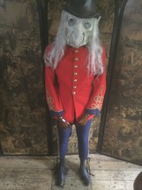 ANTIQUE/VINTAGE ENGLISH NATIONAL OPERA OFFICERS UNIFORM/COSTUME/THEATRE ... - $199.99