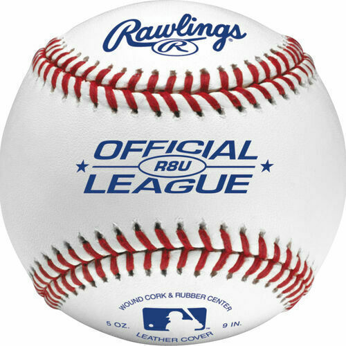 Primary image for Rawlings Little League 12-Pack Of Baseballs
