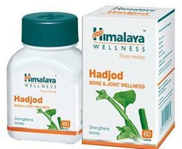 Hadjod  strengthens Bones and  accelerates fracture healing 60 tablets ... - $12.40