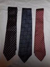 Polo by Ralph Lauren Men's Ties New 3 Ties 100% Silk  57 Inch #7 - $39.59