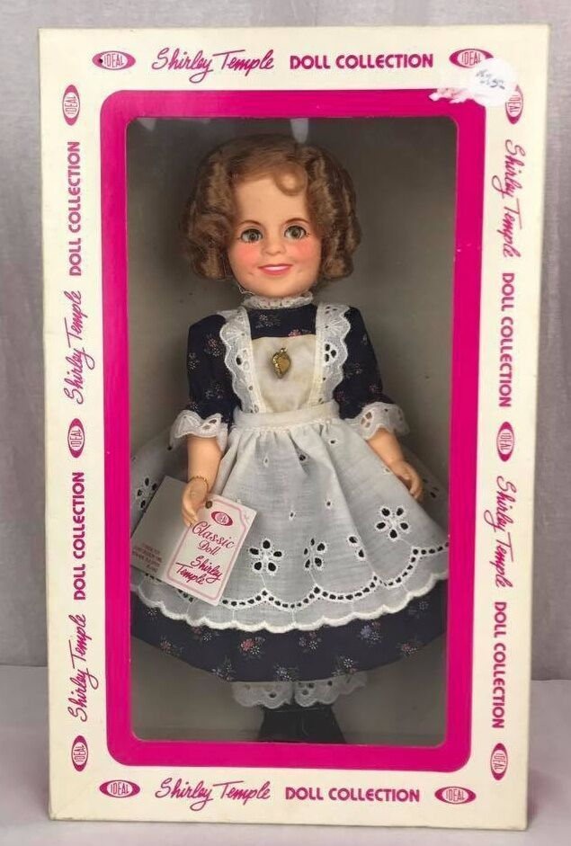 Primary image for Shirley Temple 1982 Ideal classic doll Made in Hong Kong 12in