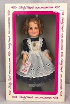 Shirley Temple 1982 Ideal classic doll Made in Hong Kong 12in - $46.90