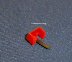 Pfanstiehl 666-D7 for SANYO MG28 ST28 ST-28J TURNTABLE STYLUS NEEDLE image 3