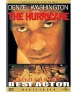 The Hurricane  ( DVD ) - $2.50