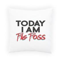 today i am big boss Pillow Cushion Cover cc852p - $226,50 MXN+