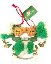 Friends Forever Cheerleader Ornament 3.5 x 4.5 (Green) - $14.85