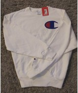 Champion Logo on Front and Georgia Logo on Back Sweatshirt in Sz 3X in W... - $24.74