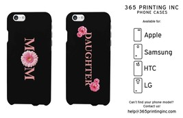 Mom and Daughter Phone Cases iphone 4 5 5C 6 6+, Galaxy S3 S4 S5 NOTE, M... - $19.99