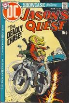 (CB-50) 1970 DC Comic Book: DC Showcase #89 - Jason's Quest - $22.00