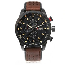 CURREN Casual Men Business Style Quartz Watch - $32.99