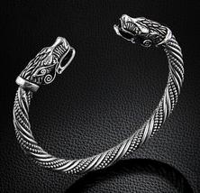 Dragon Head Cuff Bracelet - $12.00