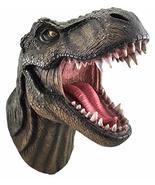 DWK - Jurassic King T-Rex Tyrannosaurus Rex Dinosaur Wall Mounted Head S... - $57.62