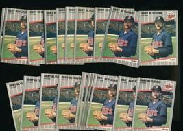 1989 Fleer #105 Bert Blyleven Twins Lot of 30 - $2.35