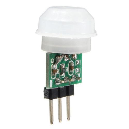 Mini IR Pyroelektrische Infrarot PIR Bewegung Mensch Sensor Detektor Modul
