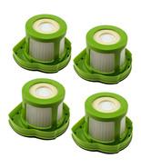 4-Pack HQRP Filter Set for Bissell 1782 17823 Pet Hair Eraser Cordless C... - $14.95