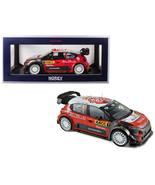 Citroen C3 WRC #7 K. Meeke/ P. Nagle Winner 2017 Spain 1/18 Diecast Mode... - $68.62