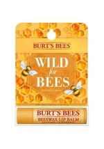Burt's Bees ORIGINAL PEPPERMINT, Moisturizing Lip Balm, Wildforbees 0.15oz - $8.41