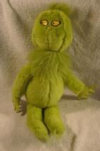"Dr. Seuss How the Grinch Stole Christmas Universal Studios 18"" Grinch Plush Doll - $26.99"