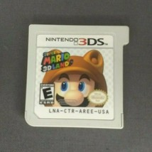 Super Mario 3D Land 3DS 2011 Nintendo Game Cart Only - $11.60