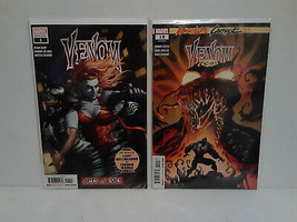 VENOM #1 AND #19 - ABSOLUTE CARNAGE - FREE SHIPPING - $14.03