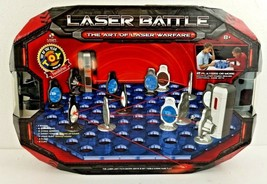 Laser Battle The Art of Laser Warfare Game MGA Games Toy of the Year NIB... - $19.75