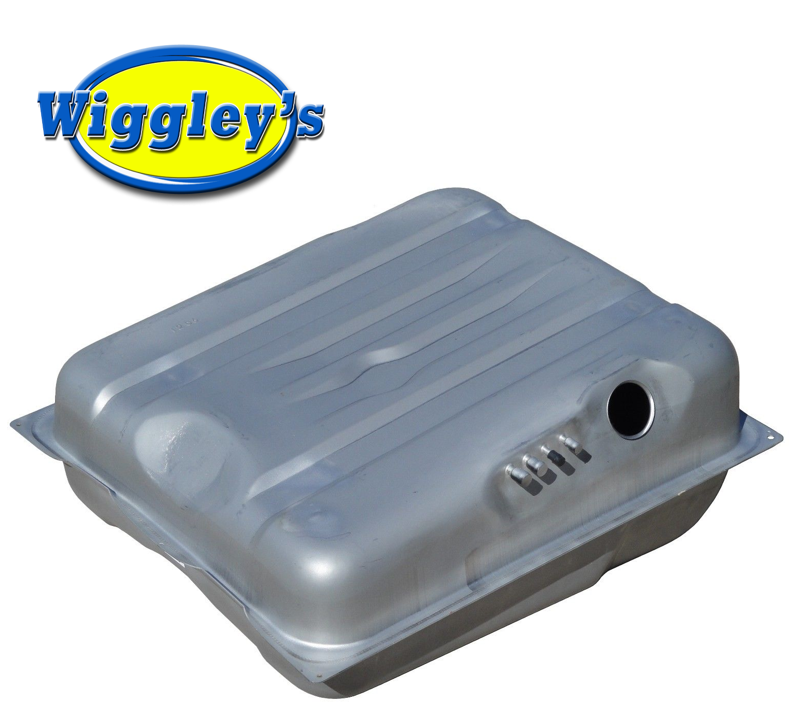 STAINLESS STEEL FUEL TANK ICR8F-SS FOR 71 72 DODGE CHALLENGER