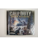 Call of Duty: United Offensive Expansion Pack New Sealed - $19.79