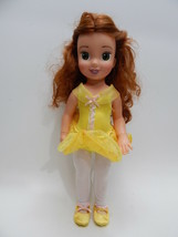 "DISNEY 2007 PLAYMATES 13"" Belle Rotating Wrists Doll Princess Beauty & B... - $12.86"