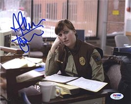 Allison Tolman 'Fargo' Signed 8x10 Photo Certified Authentic PSA/DNA COA - $138.59