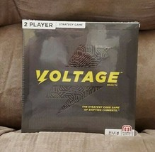 Voltage Brian Yu Game 2 Player Strategy card Game of shifting currents BRAND NEW - $19.80
