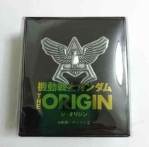 Mobile Suit Gundam THE ORIGIN Red Comet Brooch Char Aznable Accessory Mo... - $48.50