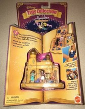 Disney Aladdin Tiny Collection Agrabah Marketplace 1995 new Polly Pocket... - $94.04