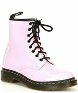 NIB*Womens*Dr. Martens Patent*1460 8 Eye Boot**5-10*Pink*Doc Martens - $199.00
