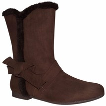 Dolce Women's Hopper Short Boot Stylish and Comfortable Brown - $40.99