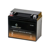 YTX12-BS ATV Battery for HONDA TRX250 FourTrax 250CC 85-'87 - $37.31