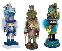 Kurt Adler Hollywood Frog Prince Nutcracker 15 Inch Christmas Story Nutc... - $49.17