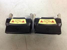 Lot of 2 Symbol ADP9000-100R Zebra Motorola Belt Printer Adapters - $25.00