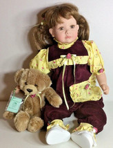 Hillary Lloyd Middleton Royal Vienna Doll Collection Signed #88/400 - $174.60