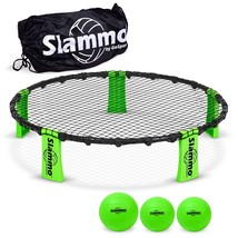 GoSports Slammo Game Set (Includes 3 Balls, Carrying Case and Rules) - $44.42