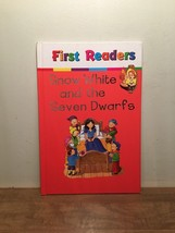 First Readers-Snow White and the Seven Dwarfs HC, 2002 - $7.91