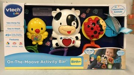 VTech Lil' Critters On the Moove Activity Bar,  45 Songs And Melodies, NEW - $16.82