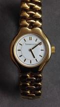 Tiffany & Co. 18K Solid Yellow Gold Wrist Watch! - $8,329.02