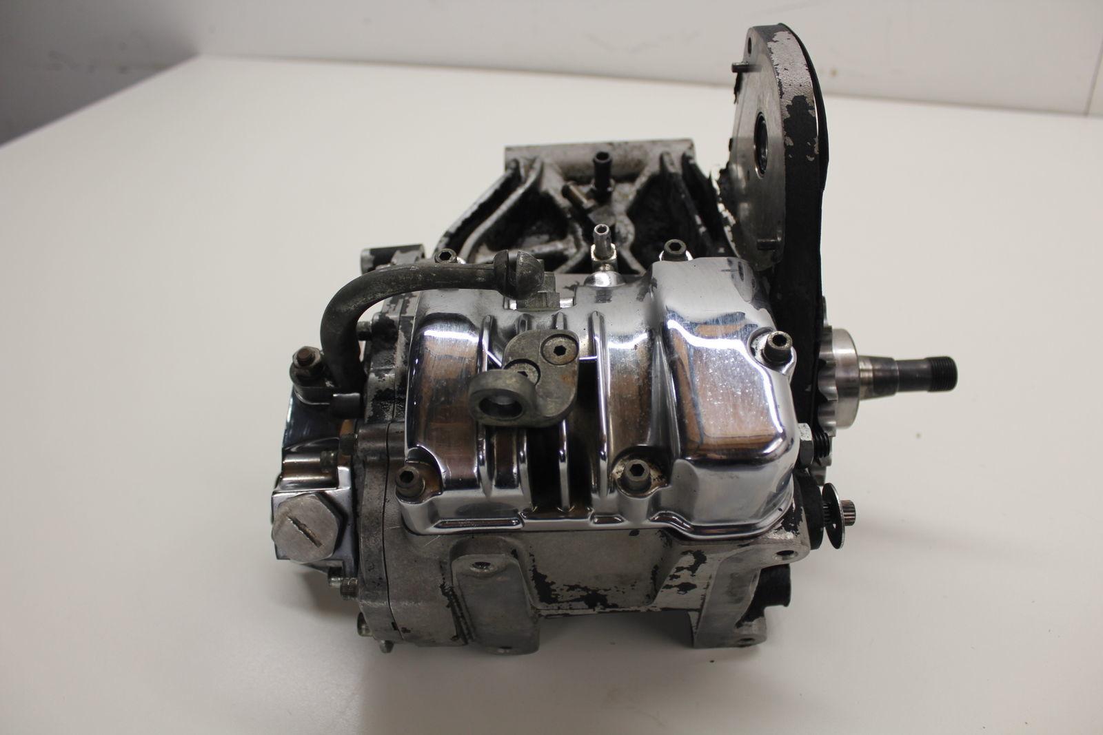 Harley Davidson Transmission: Harley-Davidson Electra Glide FLHT ENGINE MOTOR