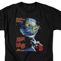 Killer Klowns From Outer Space T-shirt retro 1980's sci fi horror b movie MGM330 image 2