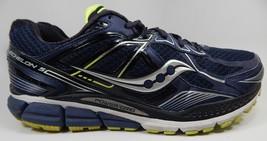 Saucony Echelon 5 Running Shoes Men's Size US 12.5 M (D) EU 47 Blue S20276-1