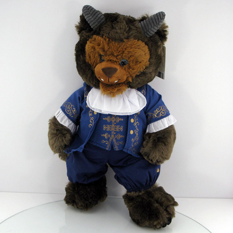 f4715bd7cc2 Build A Bear Beast Disney Beauty and the and 50 similar items